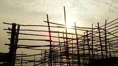 Sunset (Sachin Baikar) Tags: sunset india maharashtra mumbai versova versovabeach versovavillage photographybysachinbaikar