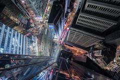 Here comes the night (tomms) Tags: urban hongkong lookdown density casuewaybay