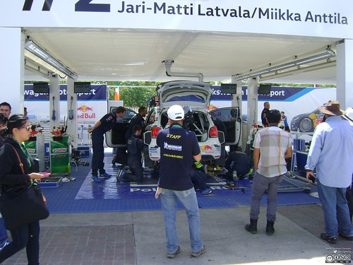 WRC Rally Guanajuato México 2016 - Sábado 5 de marzo - Rally Campus 069