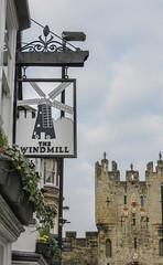 Holgate Windmill pub sign - 3