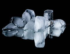 Ice Cubes (Wacky72) Tags: ice cube icecubes canon40d wenatkinson