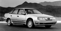 1989 Ford Taurus SHO (biglinc71) Tags: ford 1989 taurus sho