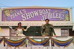 Tianas Showboat Jubilee at Disneyland (GMLSKIS) Tags: california princess disneyland prince disney amusementpark tiana anaheim naveen tianasshowboatjubilee