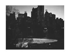 (ovit) Tags: 120 skyline analog mediumformat dark iceskating trix trump mamiya645 essexhouse semistand caffenolcl nyc221