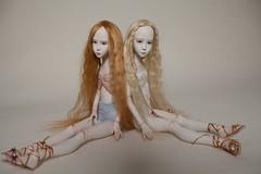 DozDolls (Alaskabody-dolls) Tags: original sculpture art history beautiful one israel miniature doll dolls handmade top oneofakind ooak best kind fantasy clay bjd porcelain balljointed dozdolls annagechtman