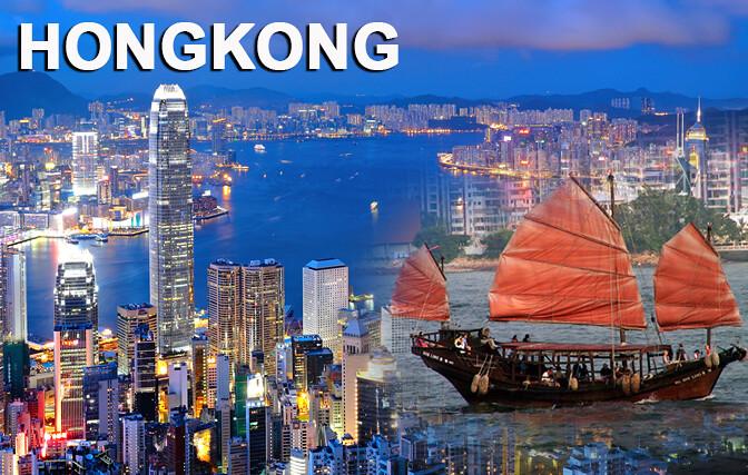 HONGKONG-FREE-AND-EASY