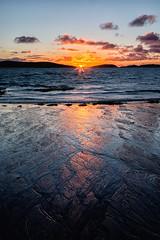 First Light on Barra Beach (David Jones 2) Tags: beach dave sunrise scotland jones outer barra hebrides