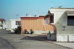 Subdivision (ADMurr) Tags: park leica blue film home mobile 50mm la beige kodak summicron apricot portra m4 southla
