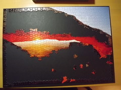 Mesa Arch - Alexander von Humboldt - Heye - 1000 Teile (magihabbi) Tags: humboldt puzzle heye mesaarch 1000teile