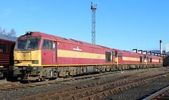 60003 (DBS 60100) Tags: tug ews class60 dbschenker