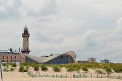 Alter Leuchtturm und Teepott Rostock Warnemnde (Rolf-Dieter Grundig) Tags: warnemnde sommer leuchtturm mecklenburg