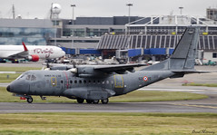 Arme de l'Air (French Air Force) CN-235M CASA 62-IS (birrlad) Tags: ireland dublin de airplane french casa airport force taxi aircraft aviation military air airplanes international airforce departure takeoff runway dub prop departing lair arme taxiway turboprops cotam 62is cn235m