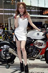 Beautiful, sexy presenter for Honda Motorbikes at the 37th Bangkok International Motorshow at IMPACT Challenger in Muang Thong Thani, Nonthaburi, Thailand (UweBKK ( 77 on )) Tags: auto show woman sexy cars girl beautiful beauty fashion honda thailand design hall model automobile asia dress bangkok sony motorcycles style automotive exhibition event international thong impact motor southeast 37 alpha dslr thani motorbikes 77 challenger slt motorshow presenter 37th muang nonthaburi