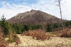 a Szekatura / Sectura (debreczeniemoke) Tags: mountains landscape spring hiking hegy transylvania transilvania tavasz mountaintop tjkp erdly tra hegycscs szekatura gutinhegysg muniiguti sectura muniigutin olympusem5