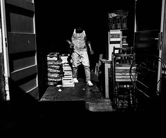 Headless (Dan-Schneider) Tags: street camera trip travel people urban blackandwhite bw paris dan photography prime europe flickr raw candid streetphotography olympus scene best human moment schwarzweiss decisive schneider 17mm einfarbig omdem10