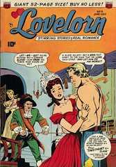 Lovelorn 6 (Michael Vance1) Tags: woman man art love comics artist marriage romance lovers dating comicbooks relationships cartoonist anthology silverage