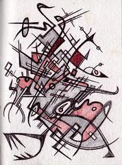 Bad Wolf (darksaga66) Tags: art wolf penandink inkart bookofink