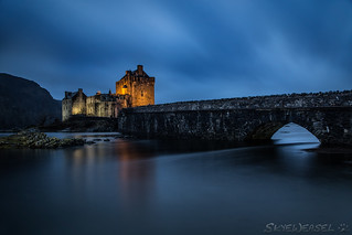 Eilean Donan Evening
