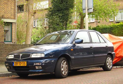 1999 Lancia Delta 1.6 16v LS (rvandermaar) Tags: delta 1999 16 ls lancia 16v lanciadelta sidecode5 zbjd25