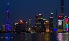 Shanghai @ Night / bund (ZUCCONY) Tags: china night cn asia shanghai bobby 2016 shnaghai zucco shanghaishi bobbyzucco pedrozucco
