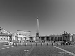 roma-2326 marzo 2016 (Fabio Gentili Photography) Tags: bw italy vatican rome roma bn coliseum sanpietro foriimperiali colosseo saintpeter