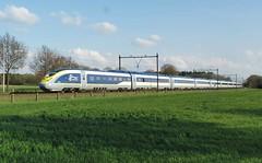 Eurostar 4013/4014 (Spiketrain2008) Tags: eurostar velaro