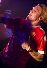 Neck Deep. (Minimoyys) Tags: portrait music concert punk lyon live stage band pop singer british groupe musique chanteur poppunk anglais scne dcines tourne neckdeep warmaudio