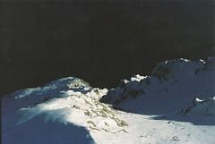deep. (Kevin Orbitz) Tags: mountain snow film analog 35mm photography nikon deep ishootfilm 35mmfilm mountainside analogue analogphotography 35mmphotography nikonfe2 filmphotography filmroll kodakportra400 kodakportra filmburn filmisnotdead analoguephotography westillshootfilm