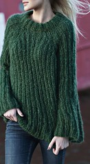 Ribbed green mohair sweater (Mytwist) Tags: woman sexy classic wool girl fashion lady female fetish vintage design cozy sweater fuzzy traditional handknit style mohair passion timeless handcraft slave laine vouge handknitted sweatergirl knitwear cabled strikk woolfetish handgestrickt ribbstickad mohairtroja ribbstickadmohairtrojastrikkmohair