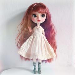 waiting.... (KarolinFelix) Tags: ooak redhead series pullip freckles custom pn anneofgreengables regeneration pureneemo karolinfelix