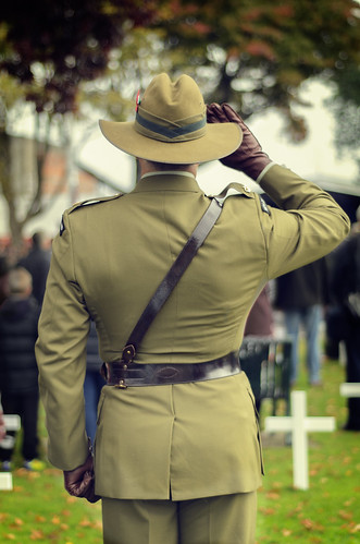 ANZAC Day Salute