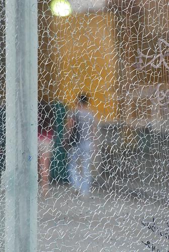 Broken glass ©  Andrey