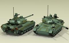 """Wraith"" Medium Tank (-Lee Barton-) Tags: tank lego military wraith ldd mediumtank lddtopovray"