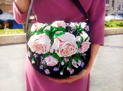 -3 (Valena_2011) Tags: rose embroidered embroiderybag