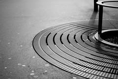 round (pat.netwalk) Tags: bw zurich round bahnhofstrasse copyrightpatrickfrank