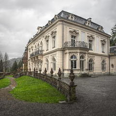 Villa Raczynski (koaxial) Tags: school house architecture bregenz monastery villa schule 2016 marienberg seminarhaus raczynski koaxial p4173741a3p4173743av2p4majpg