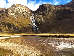 Glen Nevis and the Falls of Steall, Scottish Highlands (neilsimpson515) Tags: scotland highlands scottishhighlands glennevis fallsofsteall iphone5s