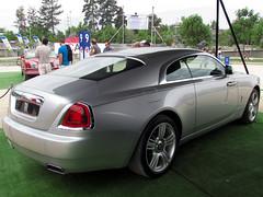 rollsroyce coupe wraith 2016