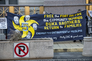 """Free the Duka Brothers"" Banner"