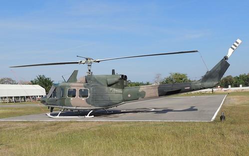 Bell 212 35010-3 Hua Hin ROTC 06Jan16