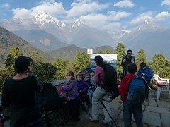 Worth the Climb (anjetika) Tags: one day south annapurna machapuchare