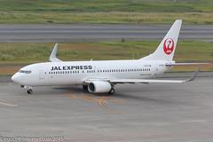 JA332J - 2010 build Boeing B737-846, taxiing for departure at Haneda (egcc) Tags: unicef tokyo boeing jl jal haneda lightroom hnd japanairlines b737 b737800 3385 rjtt 40347 jalexpress b737ng b737846 ja332j