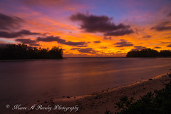 Rarotonga Cook Islands Sunrise 30/12/2015 7 (Maree A Reveley Photography) Tags: 2015 20151230 canonef24105mmf3556isstm canoneos6d cookislands dawn daybreak december maneabeachvillas mareeareveleyphotography muri murilagoon rarotonga sillyoclock sunrise ngatangiiadistrict ck mareeareveley pacificisland palm palmtrees palmtree lagoon