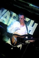 Camden, Music Venue, Late Ninties (I M Roberts) Tags: film livemusic band camdentown guitarist lateninties