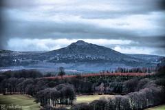 Bennachie (Rick Ellerman) Tags: winter mist canon scotland aberdeenshire smoke hill bennachie kemnay donside canon750d