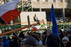 _ATI7533 b (attila.husejnow) Tags: demonstration warsaw warszawa atti atilla antigovernment husejnow attilahusejnow mateuszkijowski