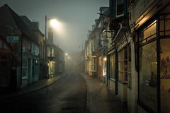 a place most familiar (stocks photography.) Tags: leica misty fog photography photographer foggy stocks cinematic whitstable atmospheric harbourstreet leicalove stocksphotography leicam9 michaelmarsh leicam9p photosofwhitstable imagesofwhitstable amostfamiliarplace