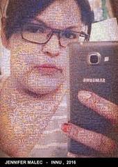 Le selfie de Jennifer W Malec de Nutashkuan recomposé avec les images de Wapikoni mobile ! Participez à votre tour ! http://ift.tt/1HRD64w