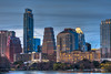 10/365.2016 Austin Skyline (OscarAmos) Tags: sunset water skyline austin downtown texas coloradoriver townlake hdr lightroom 18200mm photomatix tonemapped detailenhancer topazadjust project3652016 nikond7200 oscaramosphotography
