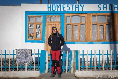 Homestay w Karakul